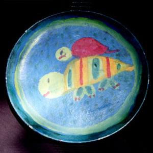 2003年霜月のかめ01